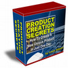 Thumbnail Product Creation Secrets With Resell Right